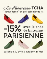 PARISIENNE code lancement visuel